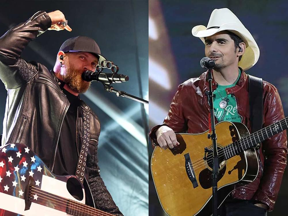April 3: Live-Stream Show Calendar With Brad Paisley, Brantley Gilbert, Chase Rice & More