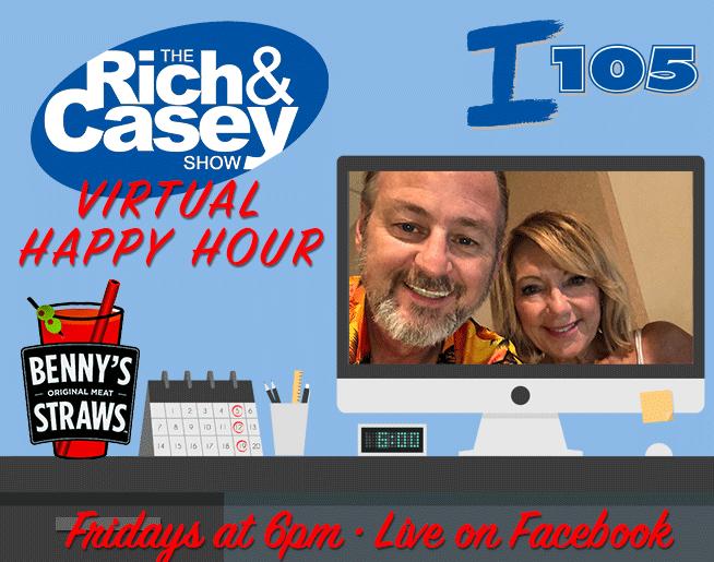 Rich & Casey's Virtual Happy Hour
