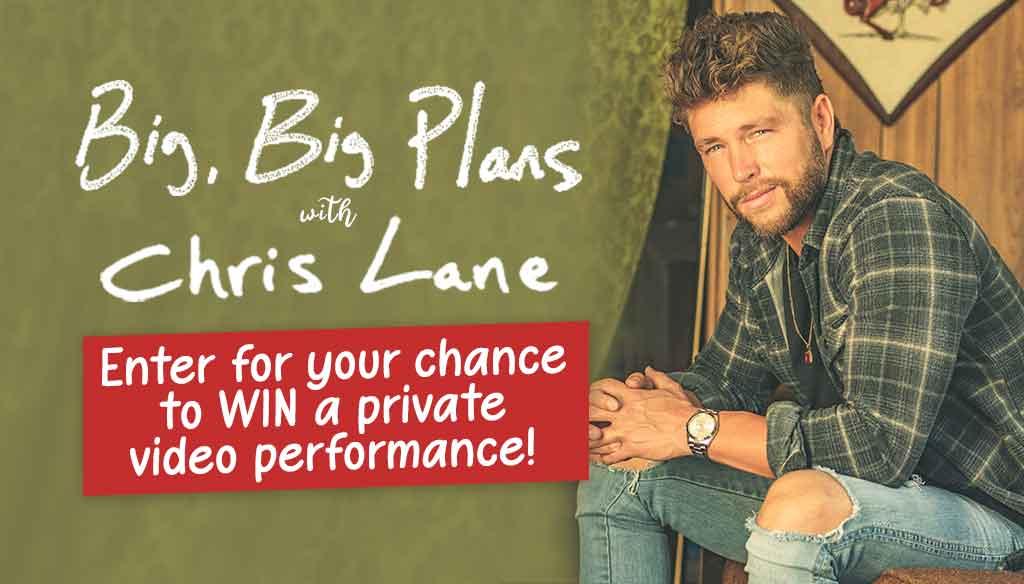 Big Big Plans with Chris Lane