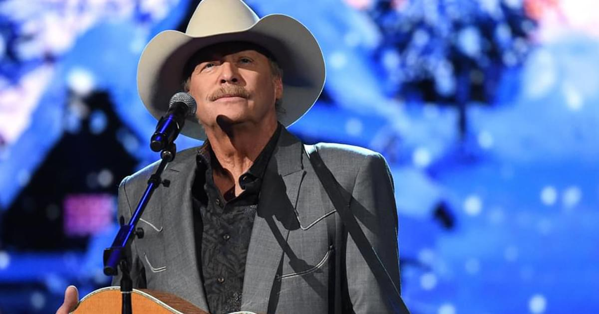 """Alan Jackson Reschedules """"Small Town Drive-In"""" Shows Due to Tropical Storm Threat"""