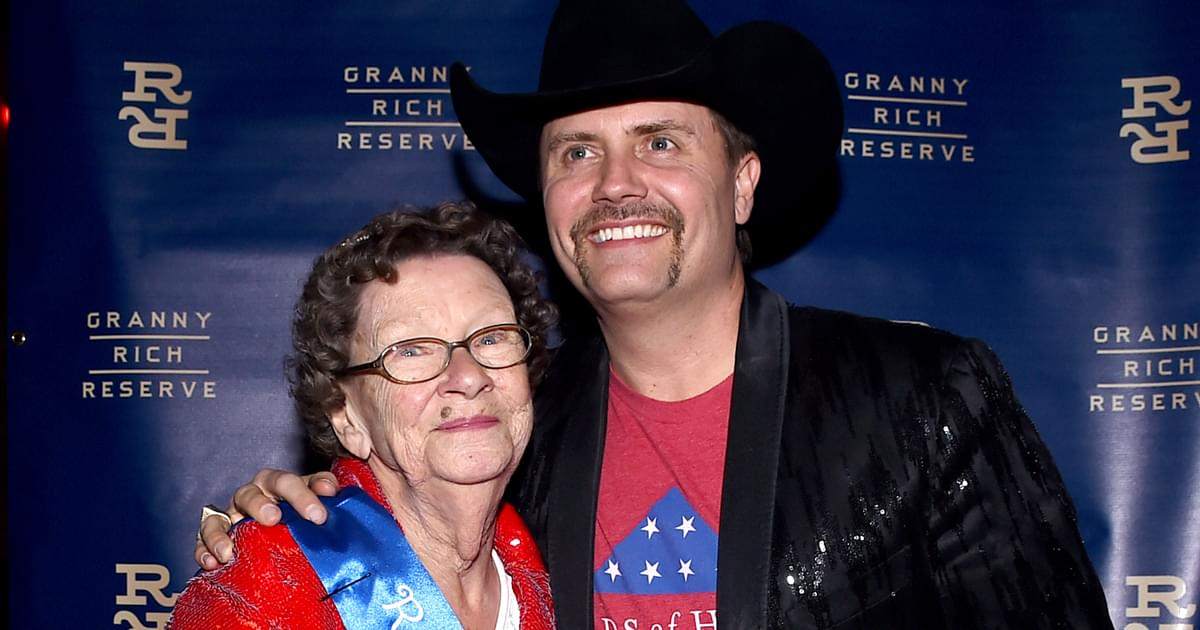 John Rich's Grandmother, Granny Rich, Dies at 88