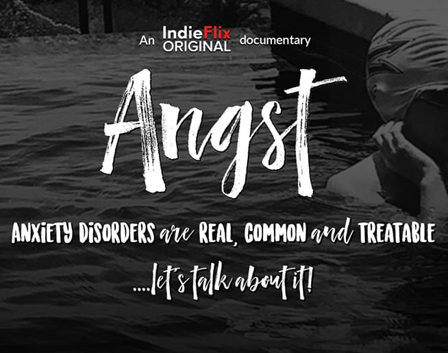 Girls on the Run presents: Angst – virtual screening and panel discussion