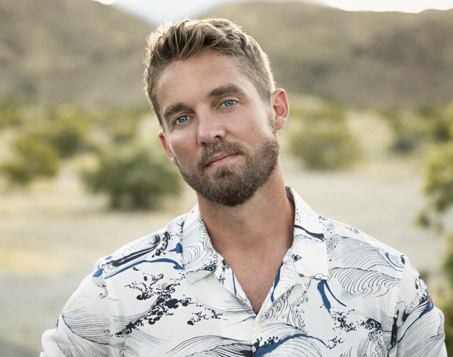 Brett Young at Wind Creek Events Center on November 11th
