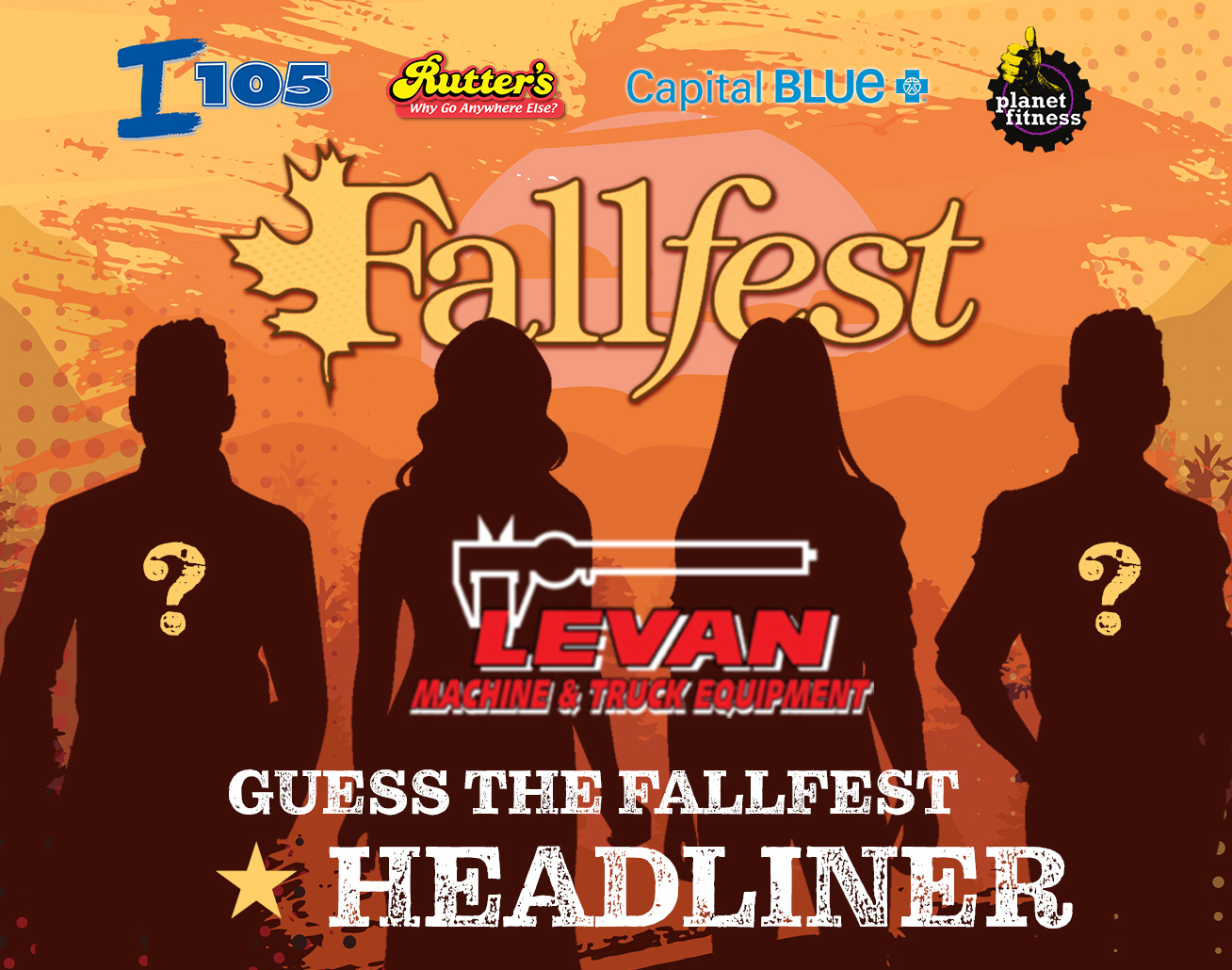 Who will Headline Fallfest?  Take a Guess to Win VIP Tickets