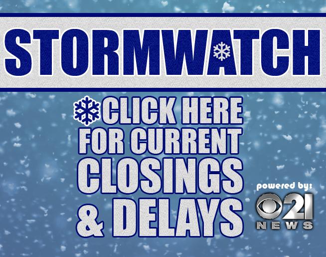 STORMWATCH: Closings & Delays