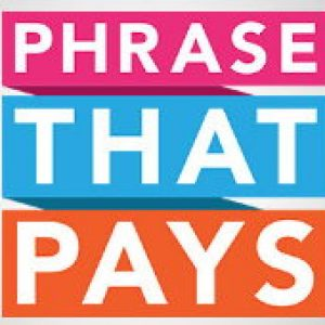 PHRASE THAT PAYS website- 1