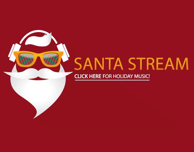 Santa Stream