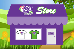 The My96.1 Store