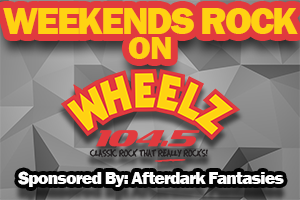 Weekends Rock on Wheelz