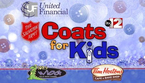 35th Annual Coats for Kids!