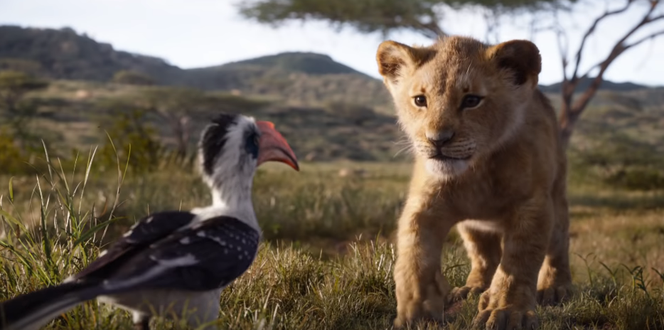 I'm not crying. YOU'RE CRYING. No… we are ALL weeping! [OFFICIAL LION KING TRAILER]