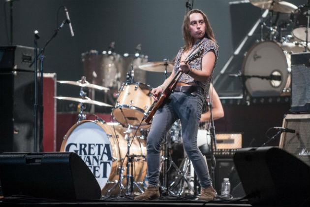 Greta Van Fleet Rumored to Be Among Performers at Woodstock 50