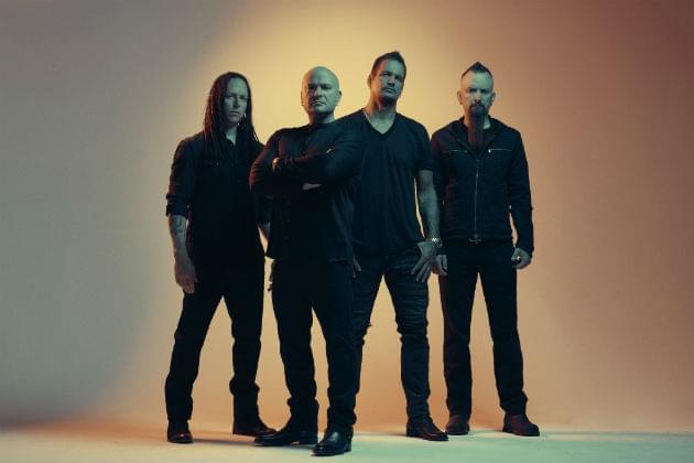 Disturbed Bringing Evolution Tour to Saginaw's Dow Event Center on October 1st