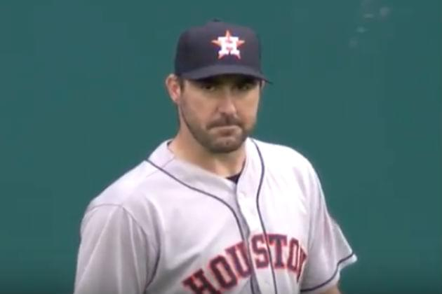 Watch the Detroit Tigers Pay Tribute to Pitcher Justin Verlander [VIDEO]