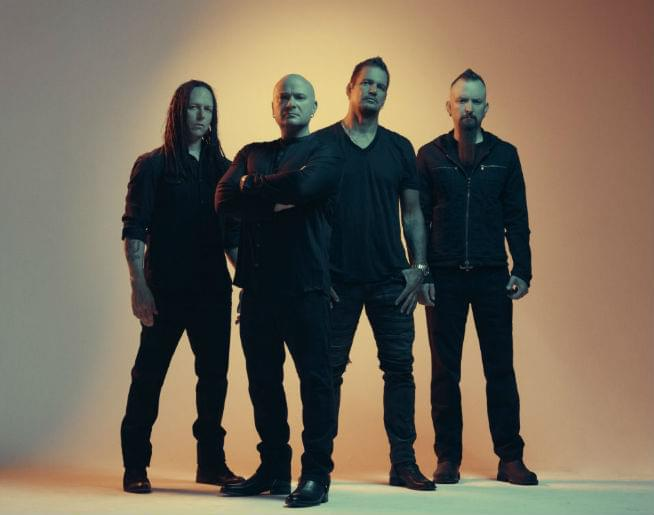 Disturbed Announces Summer Tour with Staind and Bad Wolves