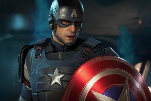 Watch the First Trailer for Marvel's 'Avengers: A-Day' Video Game