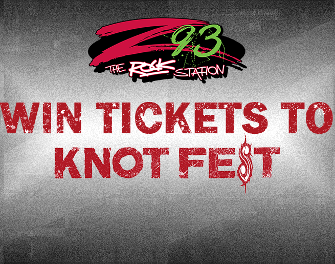 Win Tickets to See Slipknot at the Knotfest Roadshow