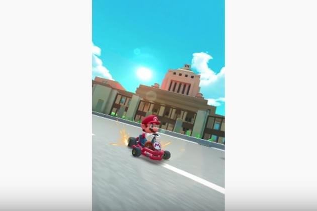 Nintendo Is Bringing Mario Kart to Your Mobile Device [VIDEO]