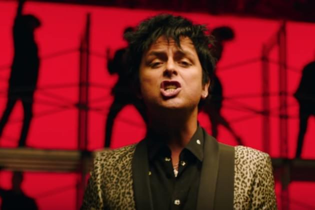 Green Day Releases Official Music Video For 'Father Of All…'