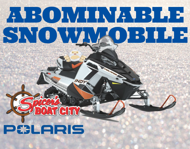 The Abominable Snowmobile