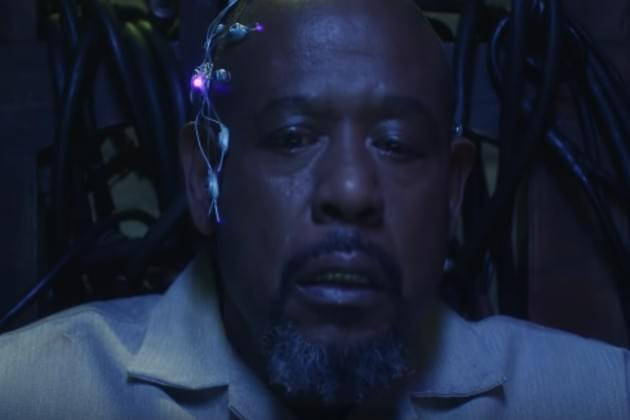Forest Whitaker Stars In Bring Me The Horizon's Video For 'In The Dark'