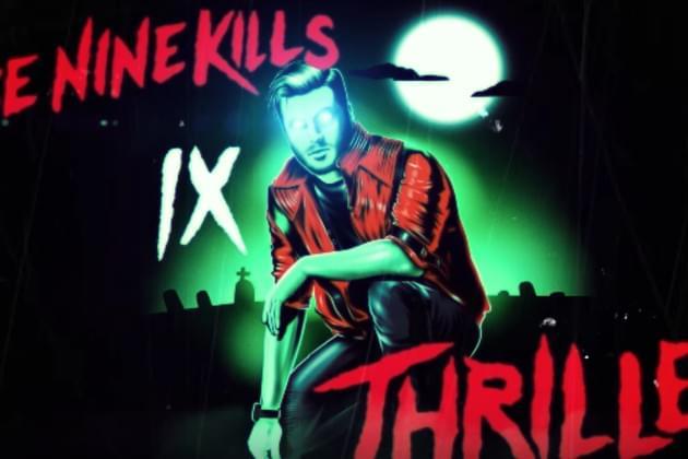 Ice Nine Kills Celebrates Halloween With 'Thriller' Cover [AUDIO]