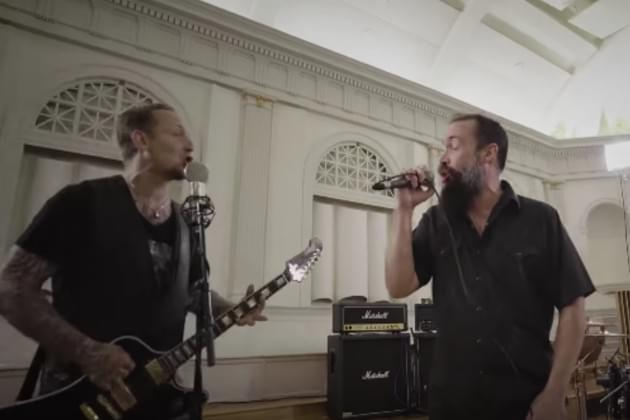 Volbeat Joined By Clutch's Neil Fallon for 'Die To Live' [VIDEO]