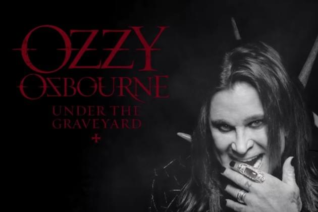 Ozzy Osbourne Releases First New Song In Nearly Ten Years [AUDIO]