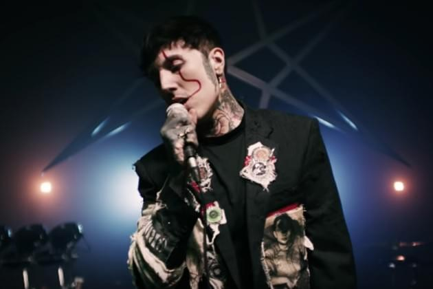 Bring Me The Horizon Releases Official Music Video for 'Ludens'