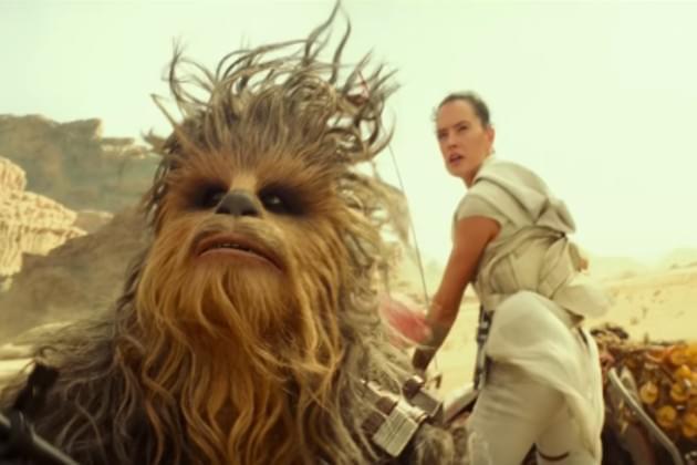 Star Wars: The Rise Of Skywalker Clip