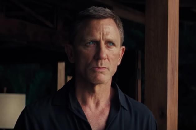 James Bond No Time To Die Trailer