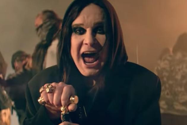 Ozzy Osbourne Releases Official Music Video for 'Straight To Hell'