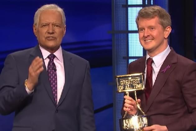 Ken Jennings Is Officially Jeopardy's Greatest Of All Time [VIDEO]