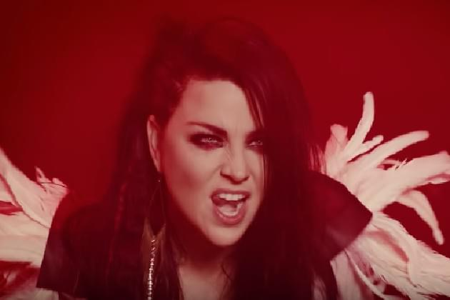 Evanescence Releases Official Music Video for 'The Chain'