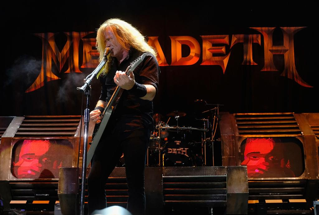 Megadeth and Lamb Of God Making Two Stops In Michigan This Summer
