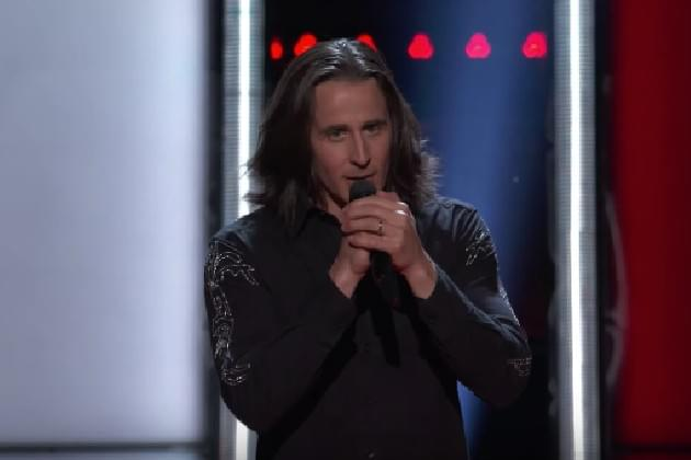 Watch Saginaw's Todd Michael Hall Perform Foreigner's 'Juke Box Hero' on 'The Voice' [VIDEO]