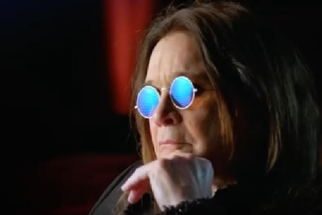 Ozzy Osbourne Looks Back In Official Music Video for 'Ordinary Man'