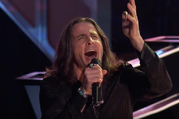 Saginaw's Todd Michael Hall Gets 'Saved' By Blake Shelton on 'The Voice' [VIDEO]