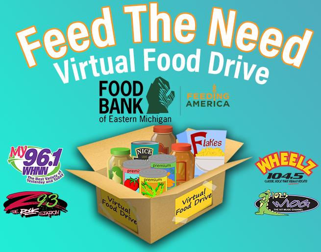 Feed the Need-Virtual Food Drive