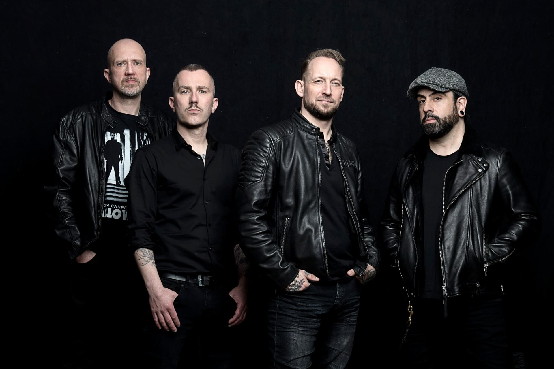Volbeat Releases Official Animated Video for 'Leviathan'