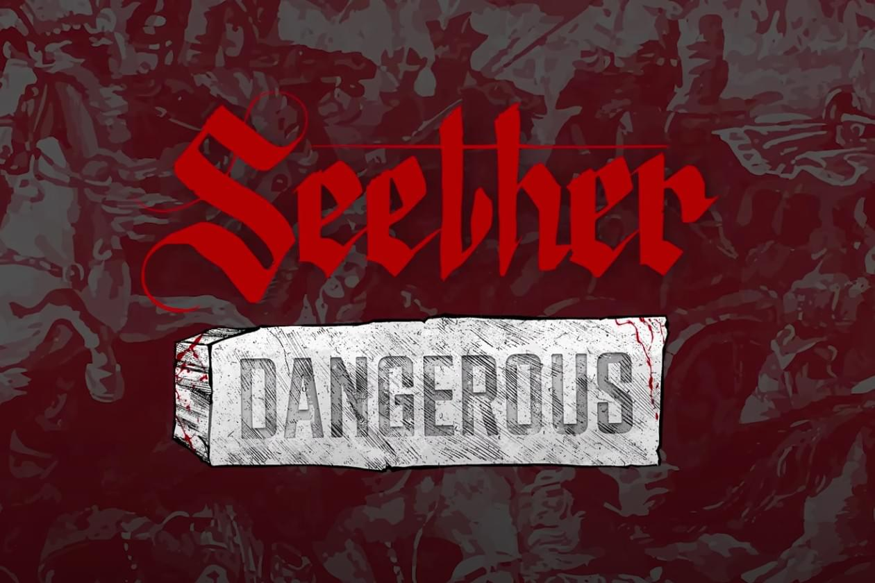 Seether Announce New Album, Release First Single 'Dangerous' [AUDIO]