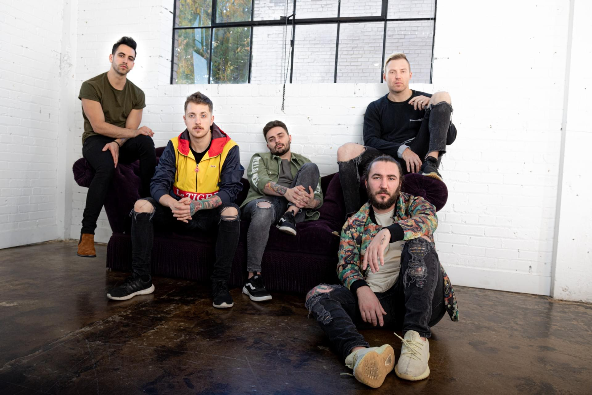 I Prevail Releases Official Music Video for 'Every Time You Leave' Featuring Delaney Jane