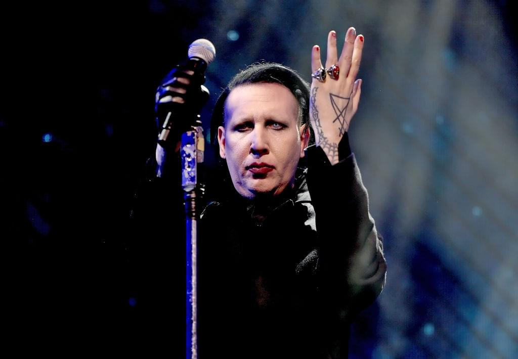 Marilyn Manson Releases Title Track From New Album 'We Are Chaos' [VIDEO]