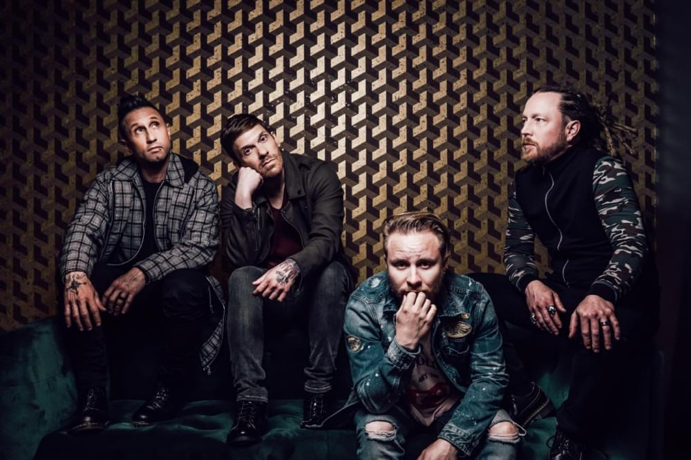Shinedown Coming Back to Soaring Eagle Casino and Resort This Summer