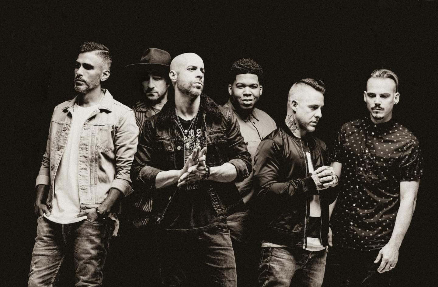 Daughtry's Chris Daughtry Discusses DC Fandome Participation, New Song, and More [VIDEO]