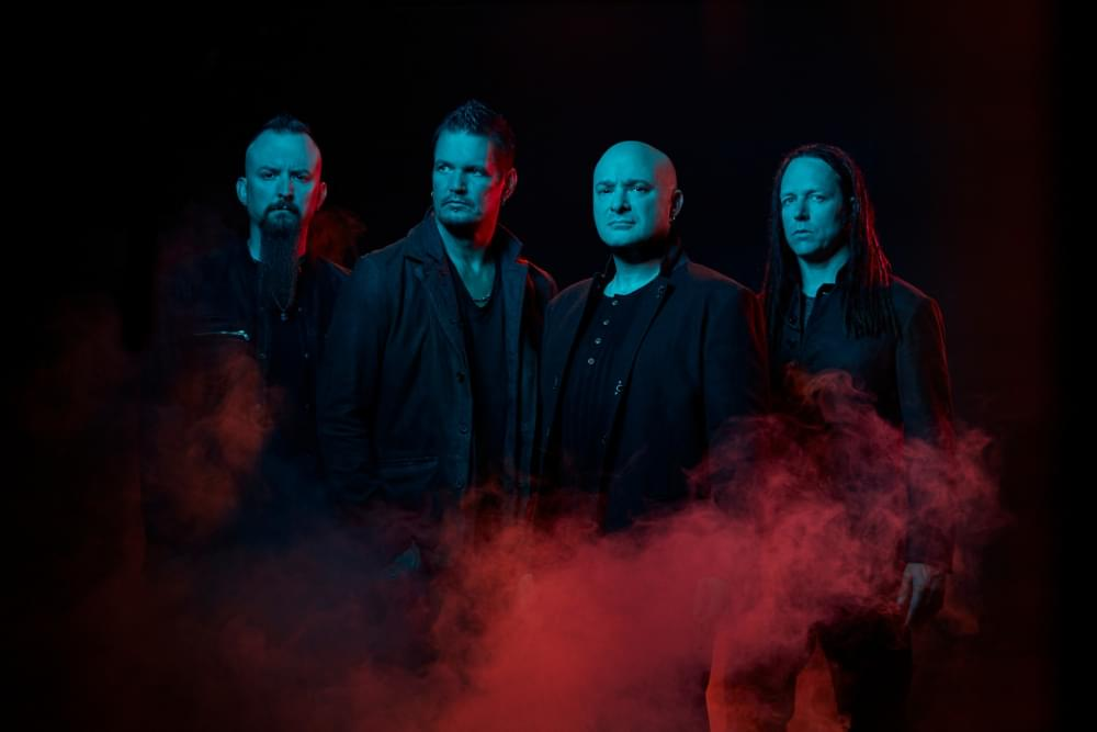 Disturbed Announces Rescheduled 20th Anniversary Tour Isn't Happening After All