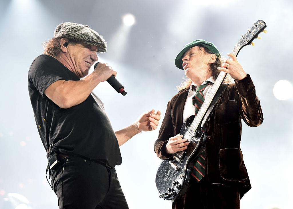 AC/DC Releases 'Realize' From Upcoming Album [AUDIO]