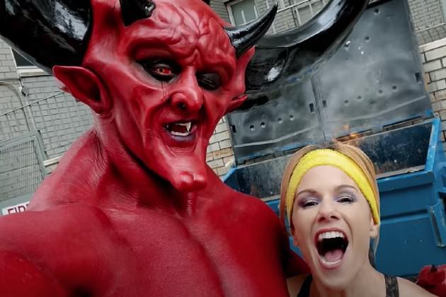 Satan Meets 2020