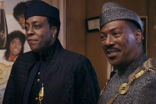 Amazon Releases the Official Trailer for 'Coming 2 America' Starring Eddie Murphy [VIDEO]