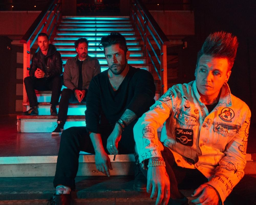 Papa Roach, Kayzo and Sullivan King Unleash Electro-Metal Track 'Domination' [AUDIO]